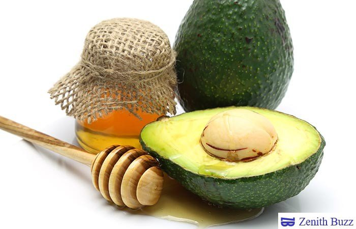 Avocado and Honey Pack to get a glowing skin