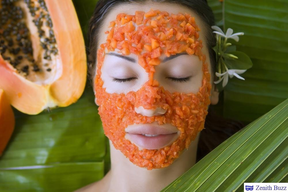 incredible DIY face mask to get a glowing skin