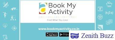Book My Activity App
