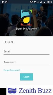 Book My Activity App Review