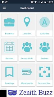 Facilities offered by Book My Activity App