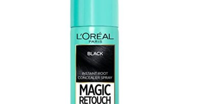 l'oreal paris magic retouch black review