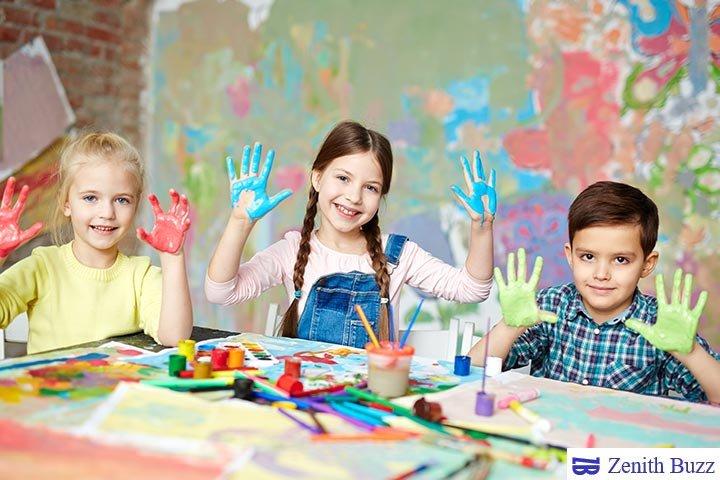 Easy Indoor Activities for Kids During Monsoon Indoor Activities for Kids During Monsoon