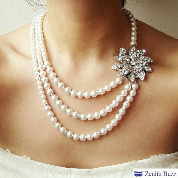 Caratlane Pearl Jewellery