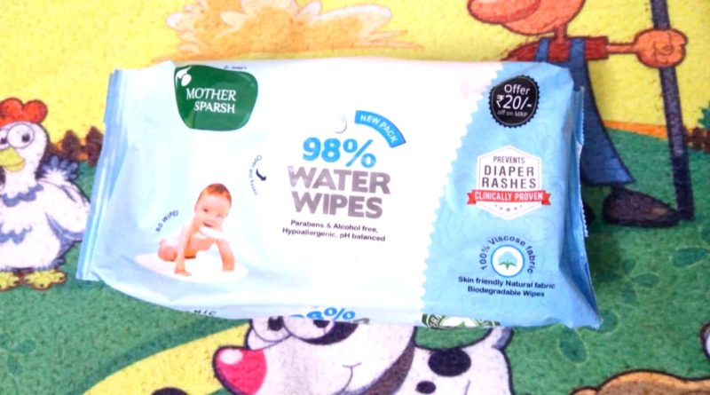 Mother Sparsh Baby Water Wipes Review