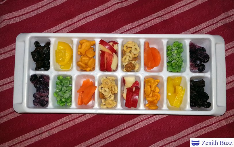 creative up-cycling ideas using ice tray