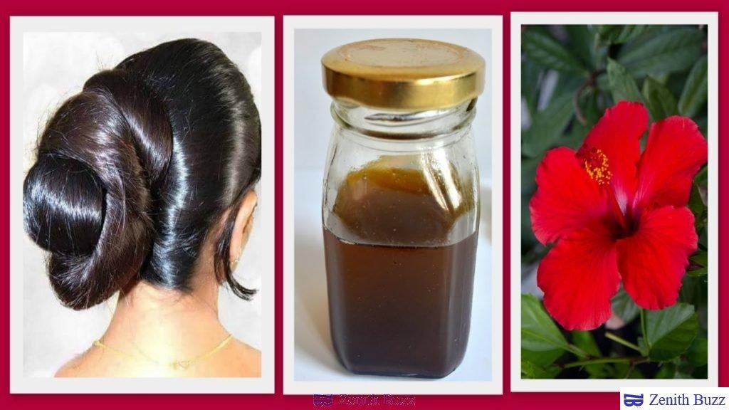 promotes hair growth with DIY hair oil