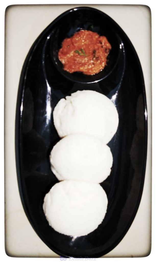 How to make Fluffy Idli