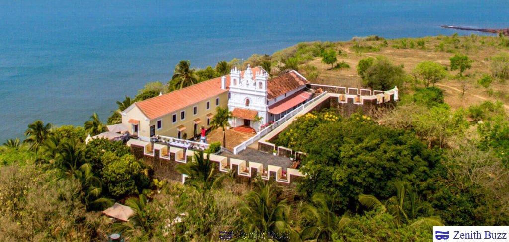 explore attractive designs and architecture of Goa