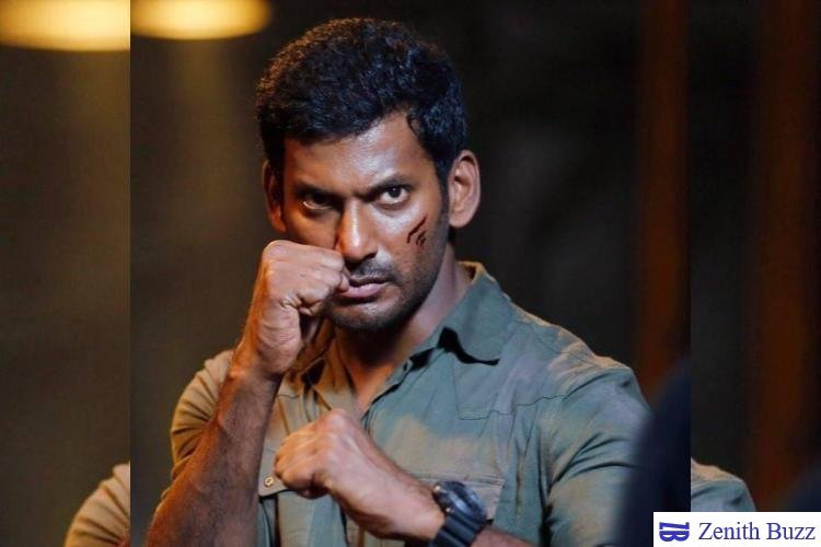 Vishal : The Promising Action Hero