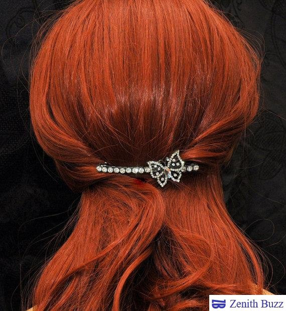 Perfect Hair Accessories with Barrette