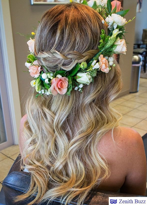 perfect hair accessory for Valentine's Day date night