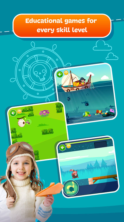 brilliant collections of  games , stories and activities which introduces the child