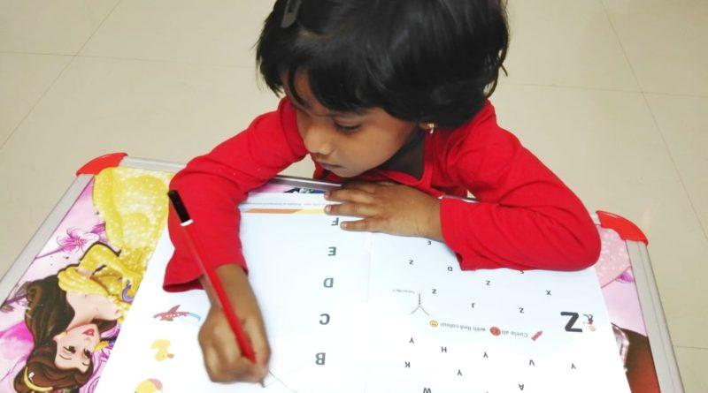 in-depth understanding of the alphabet concept.